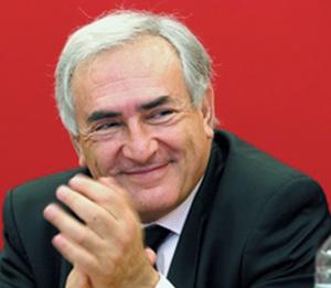 Le Maroc soutient la candidature de Dominique Strauss-Kahn à la tête du FMI