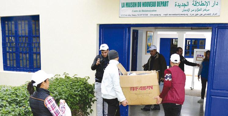 Collecte de dons: Webhelp soutient les enfants de la rue