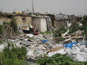 El Aïoune : Découverte du corps d'un nouveau-né calciné