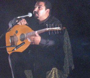 Driss El Maloumi : L'homme qui fait parler le luth