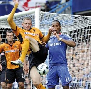 Championnat d'Angleterre : Chelsea assure l'essentiel