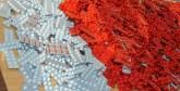 Bab Sebta : Avortement d'une tentative de trafic de 47.250 comprimés psychotropes