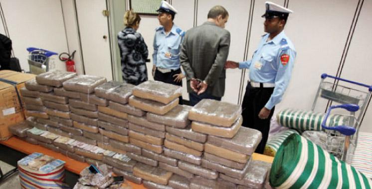 4 tonnes de haschich saisies au poste-frontière Bir Guendouz-Guerguerat