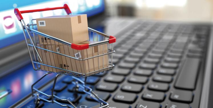Achat sur internet: 10 millions DH pour le développement  des sites marchands