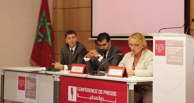 L Ecole d économie  et de gouvernance de Rabat fait  son bilan de quatre ans