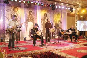 Quand les grands artistes enflamment la place Mohammed V
