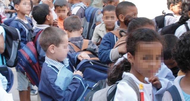 Le Rotary Mers  Sultan fait don de  1.500 cartables