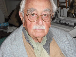 Hommage à Edmond Amran El Maleh à la galerie 38