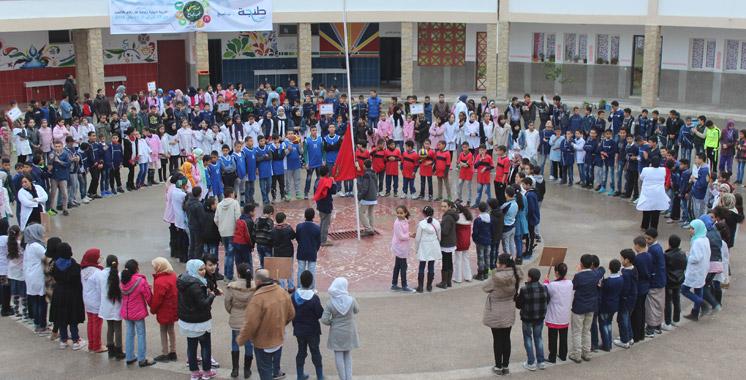 Education: La créativité des élèves à l'honneur à Tanger