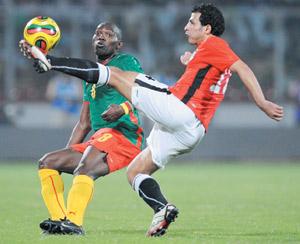L'Egypte assure, la Zambie se révèle dans le groupe C