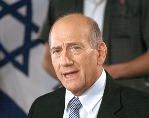 Israël : La chute de Ehoud Olmert