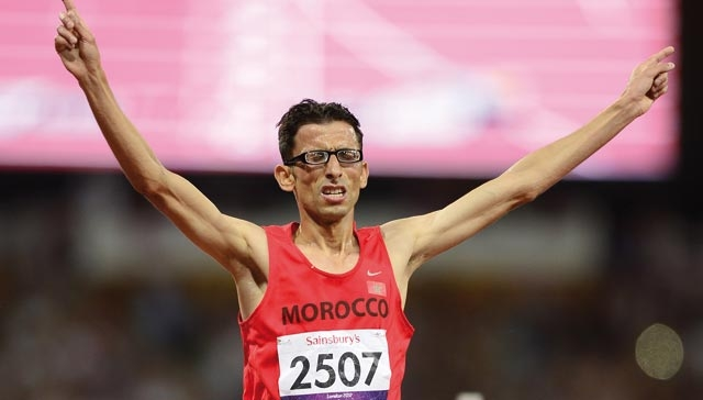 Jeux Paralympiques  : Médaille d or et record du monde pour le Marocain  El Amin Chentouf