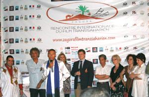Mohamed Aït El Arabi, premier Prix du Festival de Zagora