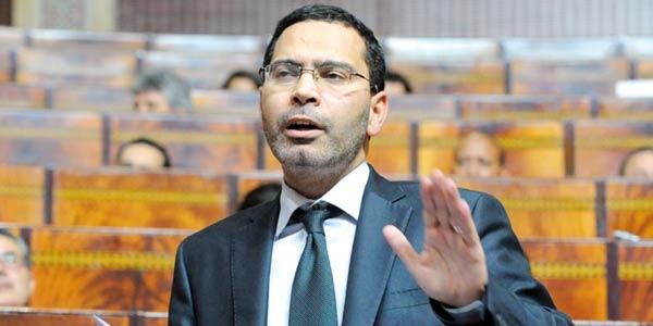 Questions orales au Parlement: El Khalfi s'attaque à l'opposition