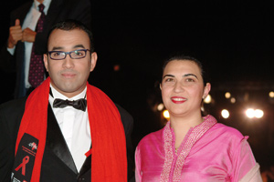Ibtissam et Rachid El Ouali : «Je l'aime très fort et il a ma bénédiction»