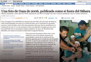 Incidents de Laâyoune : La presse espagnole prise en flagrant délit de désinformation