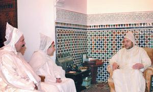SM le Roi nomme Driss El Yazami à la tête du CMCE