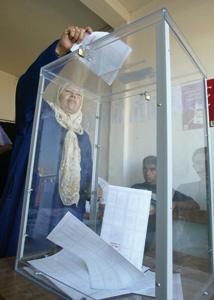 Calcul électoral