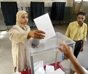 «Candidat à électeur»