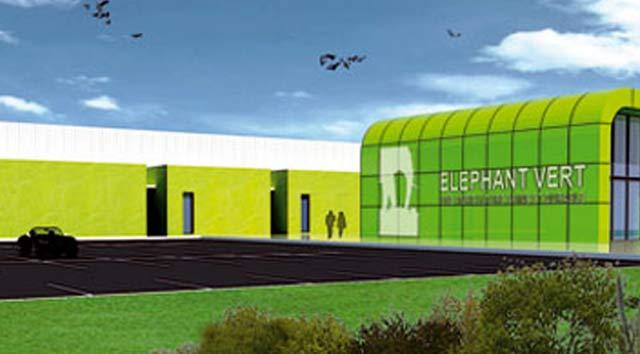 Eléphant Vert s installe au Maroc