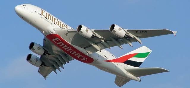 Economisez jusqu'à 20% avec Emirates