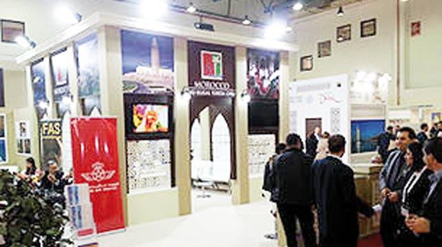 Le stand  marocain à l EMITT séduit  les Turcs