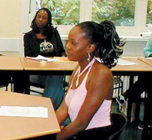 L'étudiant africain à l'honneur