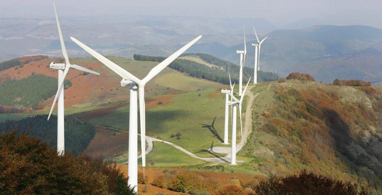 Energies renouvelables : Les travaux de construction du parc éolien de Midelt lancés