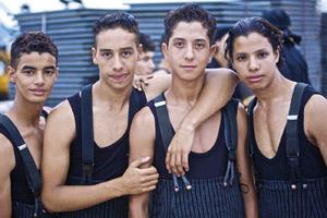 «Les enfants du Bouregreg» : Une création aux dimensions monumentales