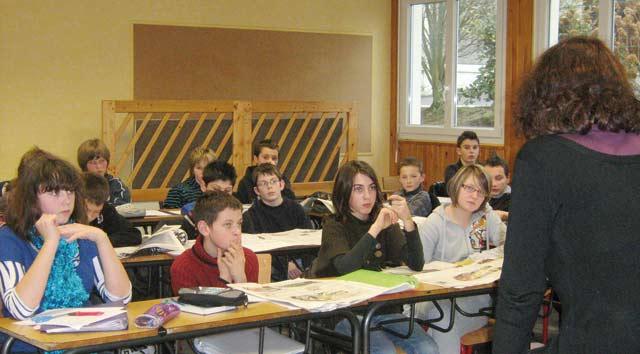 Enseignement de l arabe dans les écoles françaises