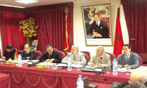 Beni Mellal : concertations sur la Charte de l'environnement