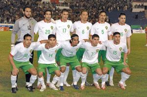 Le Maroc, grand favori