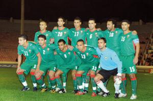 Le Maroc face au Gabon