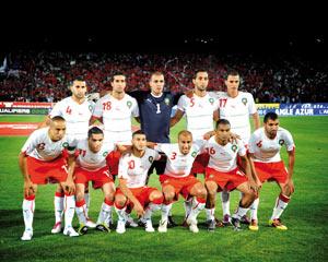 Classement FIFA : Deux places de mieux pour l'équipe nationale de football