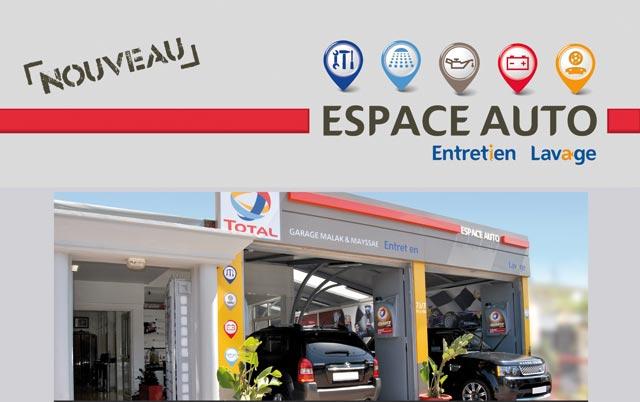Total : Lancement de l «Espace Auto»