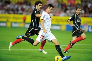 Championnat d'Espagne : Séville surpris par Grenade, le Real nouveau leader