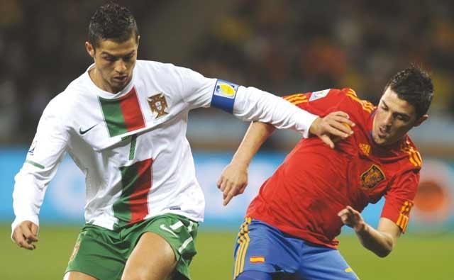 Euro-2012 – L Espagne survit au Portugal  et aux tirs au but