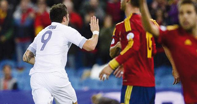 Qualifications Mondial-2014, Espagne-France : Un point qui vaut de l or pour les Tricolores