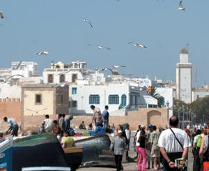 Traditions ramadanesques : Essaouira : Elghita pour accueillir le Ramadan