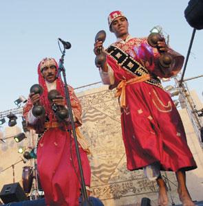 Jeunes talents gnaouis : Le festival de la relève