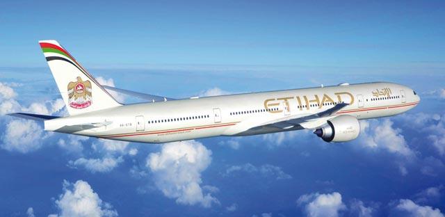 Transport aérien : Etihad Airways vole toujours plus haut