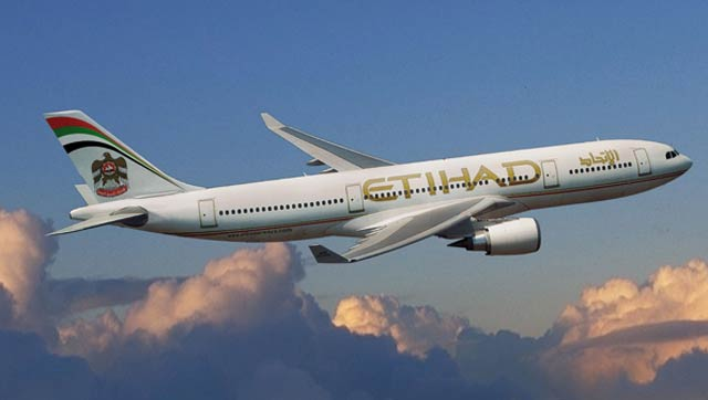 Sur initiative de la compagnie Etihad Airways