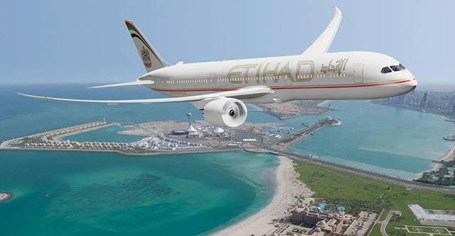 Etihad Airways performe et bat son propre record