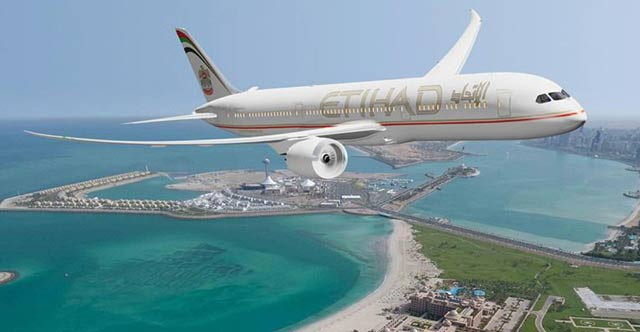 Etihad Airways performe et bat son propre record