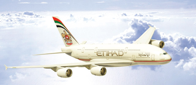 Etihad Airways et Air France-KLM s allient
