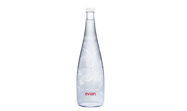 L édition limitée d Evian arrive au Maroc