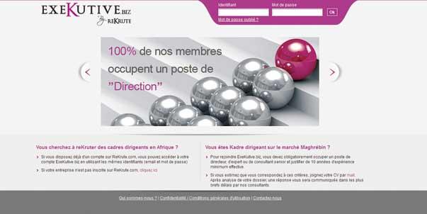 170 postes de dirigeants pourvus grâce au portail : ExeKutive.biz fait le bilan de ses deux années d existence