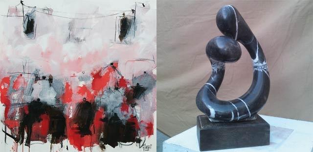 """Exposition : Quatorze artistes-peintres dévoilent  leurs Å""""uvres à El Jadida"""