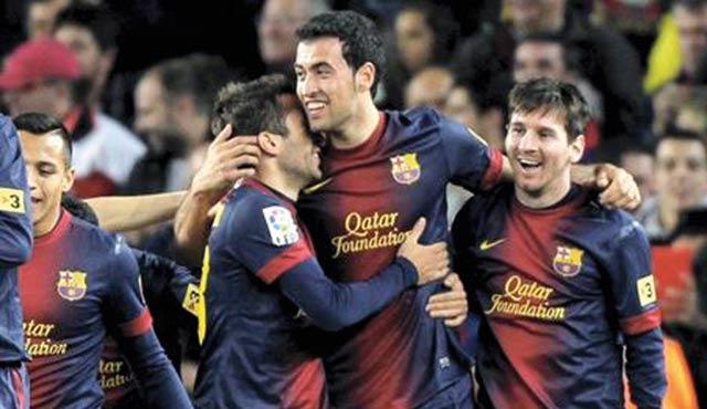 Championnat d Espagne : Le Barça croque l Atletico et creuse un gouffre au classement
