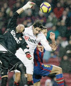 Coupe du Roi d'Espagne : le Barça en grand danger